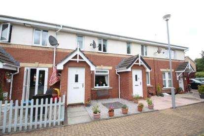 2 Bedrooms Terraced House for sale in Bobbins Gate, Paisley, Renfrewshire
