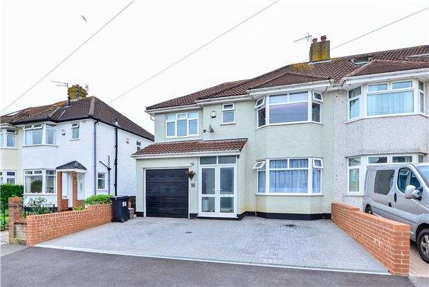 3 Bedrooms Semi Detached House for sale in Kinsale Road, BRISTOL, BS14 9EZ