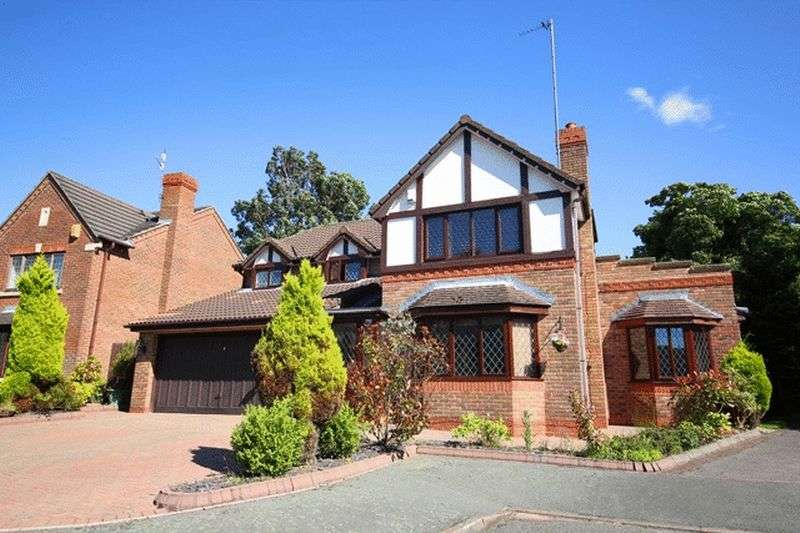 4 Bedrooms Detached House for sale in Whitstone Close, Calderstones, Liverpool, L18