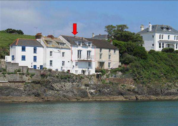 4 Bedrooms Terraced House for sale in Portmellon, Cornwall