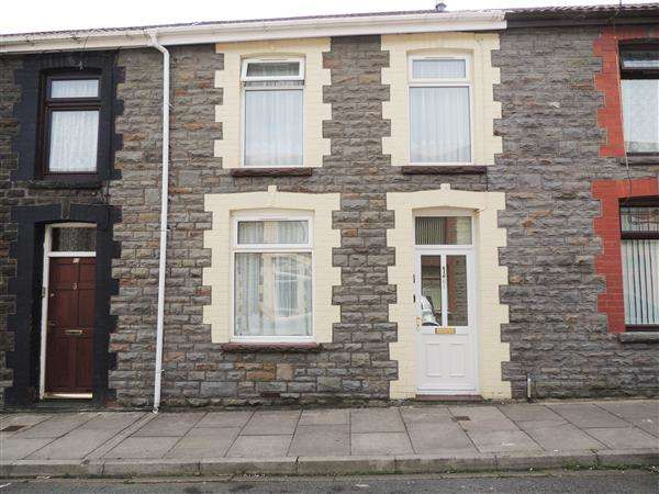3 Bedrooms Terraced House for sale in Rees St, Gelli, Gelli