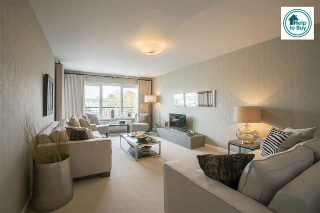 2 Bedrooms Ground Flat for sale in Maurice Wynd, Dunblane, Stirling, FK15 9FG