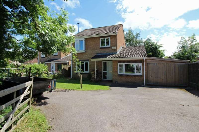 3 Bedrooms Detached House for sale in The Boat House, Frome