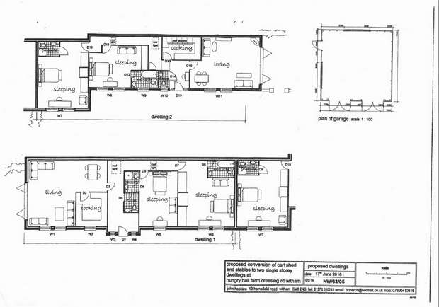 Land Commercial for sale in WITHAM, Essex