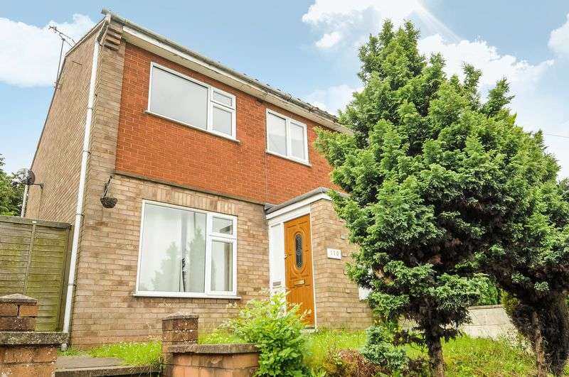 3 Bedrooms Semi Detached House for sale in Newtown Road, Worcester