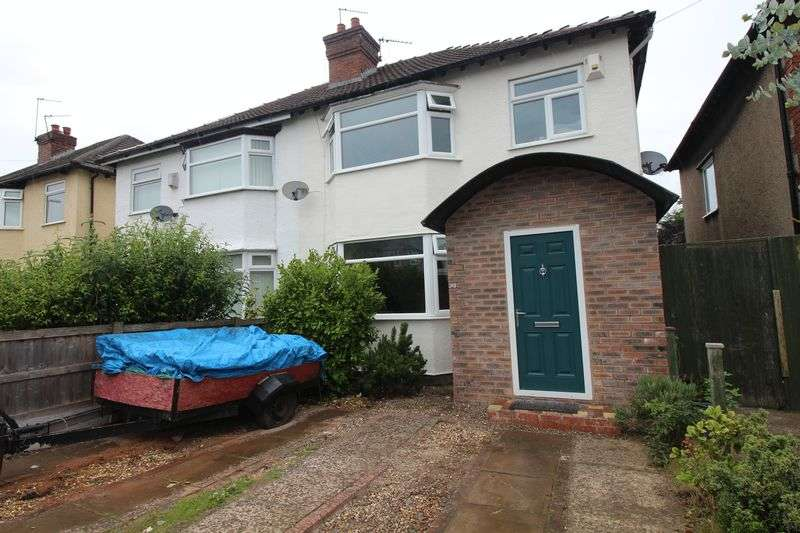 3 Bedrooms Semi Detached House for sale in Quarry Avenue, Bebington
