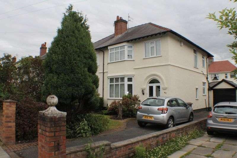3 Bedrooms Semi Detached House for sale in Prenton Road East, Birkenhead