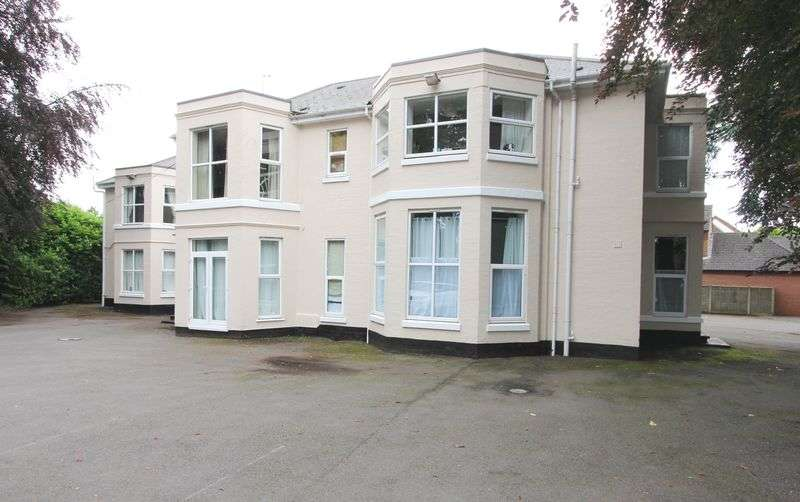 1 Bedroom Flat for sale in Apartment 4, Stanleigh House, Donisthorpe, Derbyshire DE12 7QW