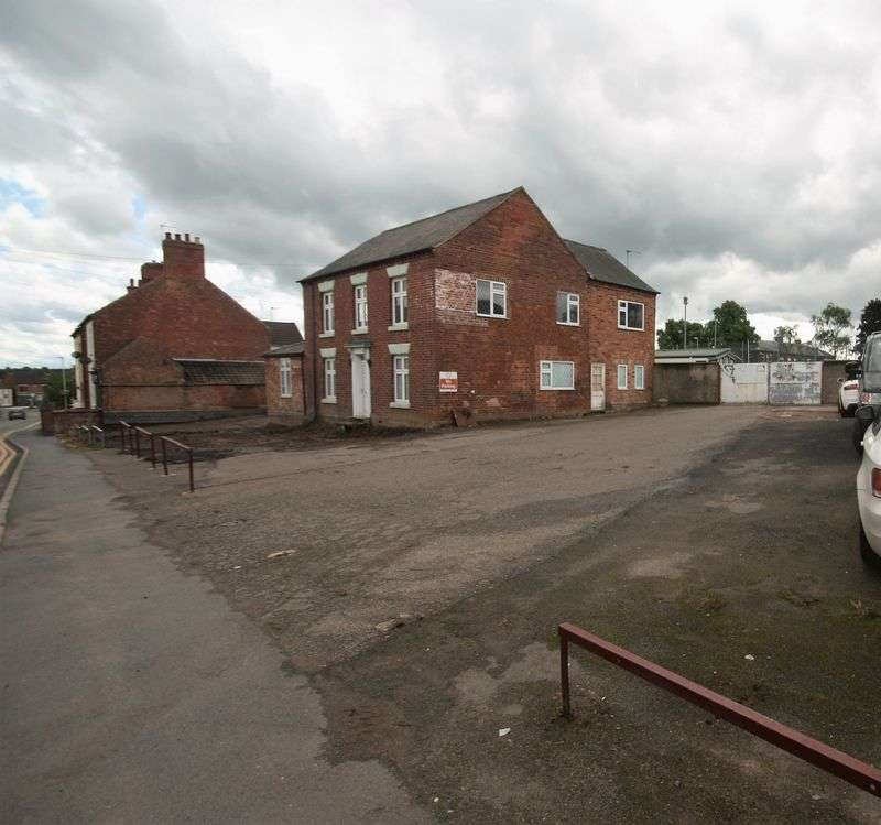 Property for sale in Chapel Street, Ibstock