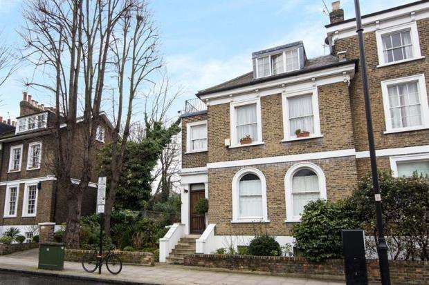 5 Bedrooms Semi Detached House for sale in Canonbury Park North, London, N1