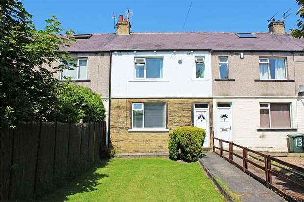 3 Bedrooms Terraced House for sale in Manor Terrace, Bradford, West Yorkshire