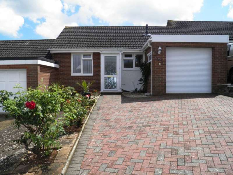 2 Bedrooms Bungalow for sale in Linden Close, Exmouth