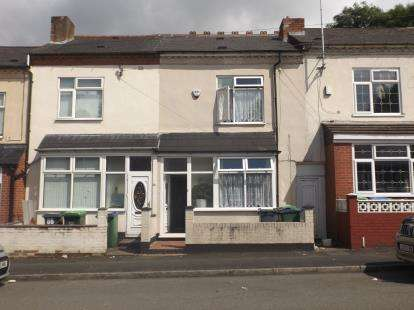2 Bedrooms Terraced House for sale in Cheshire Road, Smethwick, West Midlands