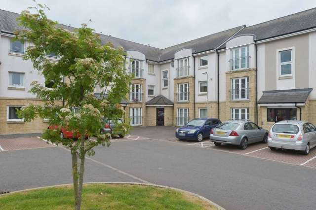 2 Bedrooms Flat for sale in Prestonfield Gardens, Linlithgow, EH49 6ER