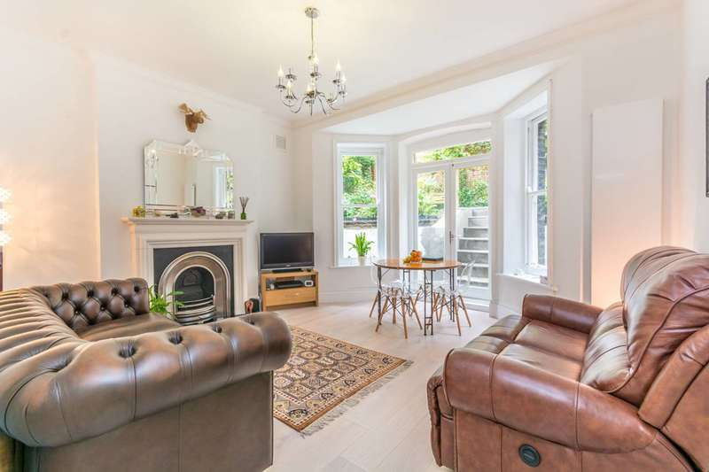 2 Bedrooms Flat for sale in Tavistock Place, Bloomsbury, WC1H
