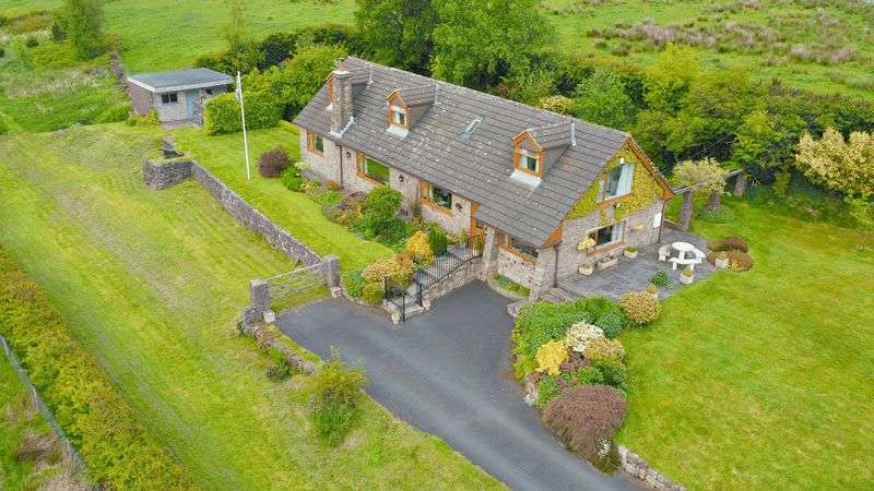 5 Bedrooms Detached Bungalow for sale in Cowall Moor Lane, Lask Edge