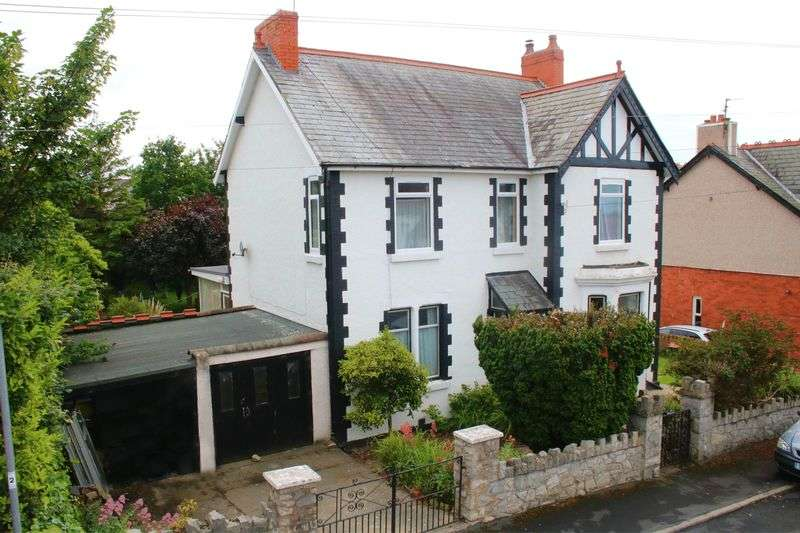 4 Bedrooms Detached House for sale in Linden Walk, Prestatyn