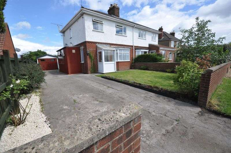 3 Bedrooms Semi Detached House for sale in Bradley Road, Southwick