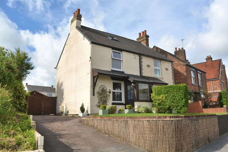 3 Bedrooms Semi Detached House for sale in Broadway, Didcot
