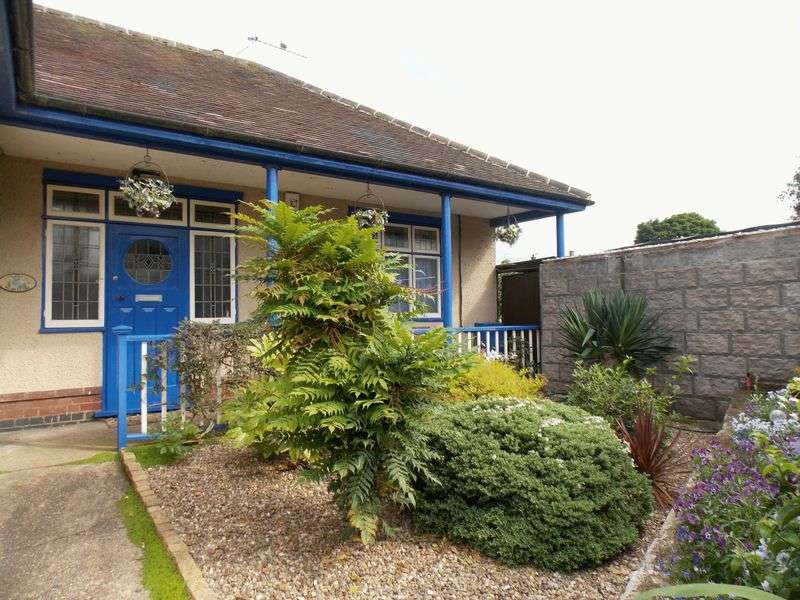2 Bedrooms Detached Bungalow for sale in Waterside, Stapenhill