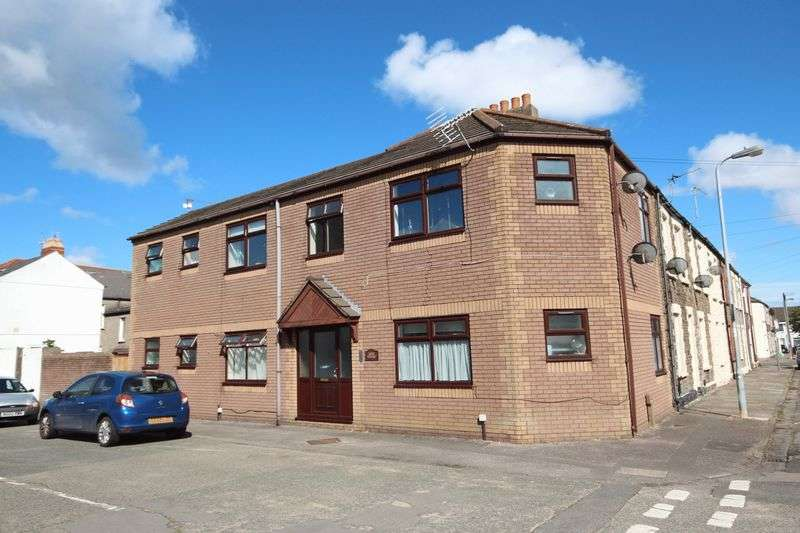 1 Bedroom Flat for sale in Daniel Street, Cathays