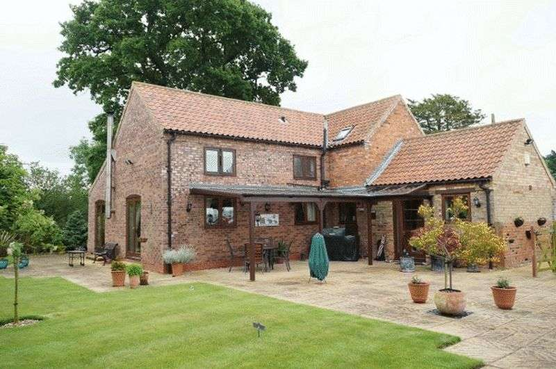 4 Bedrooms Detached House for sale in Westmoor Farm, Martin Moor