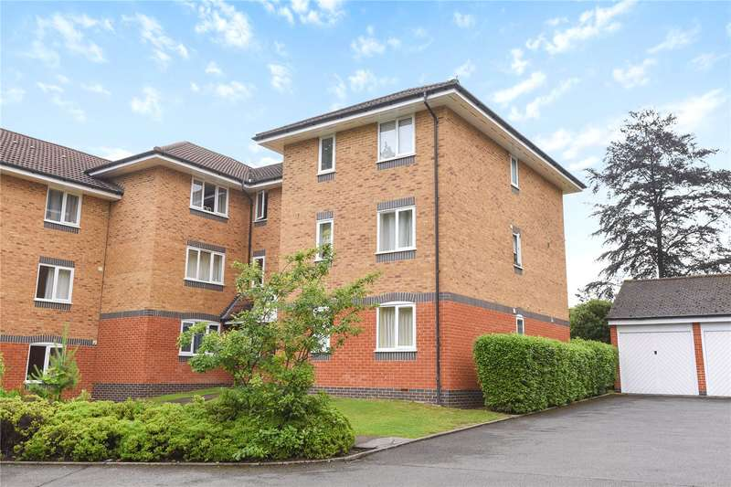 1 Bedroom Apartment Flat for sale in Masefield Gardens, Crowthorne, Berkshire, RG45