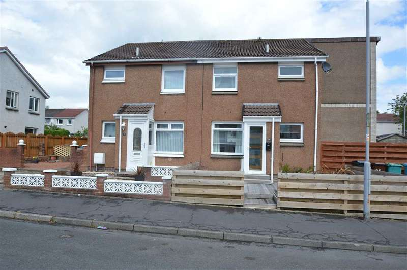 1 Bedroom Semi Detached House for sale in Auchinlea Drive, Cleland