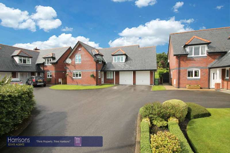 4 Bedrooms Detached House for sale in Rungers Field, Over Hulton, Bolton, Lancashire.
