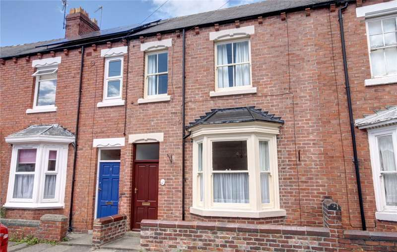 2 Bedrooms Terraced House for sale in Highwood View, Durham City, DH1