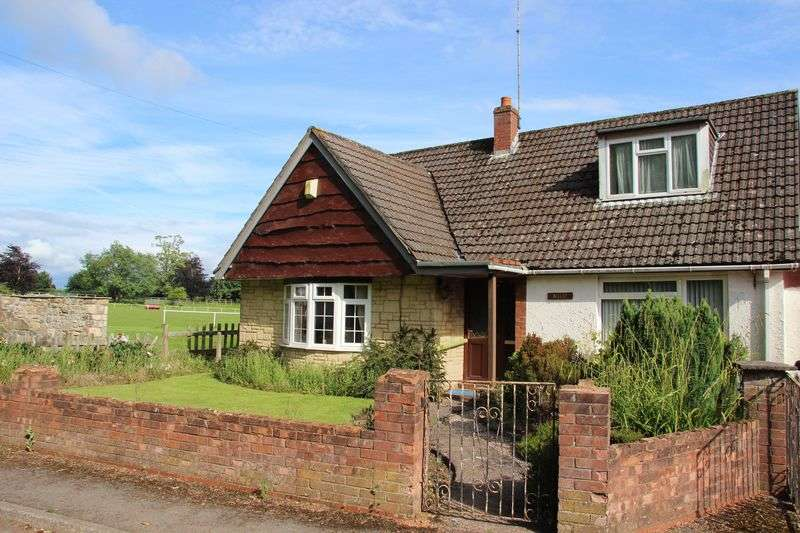 3 Bedrooms Detached Bungalow for sale in Mathern, Chepstow