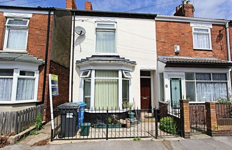 2 Bedrooms Terraced House for sale in Newstead Street, Hull