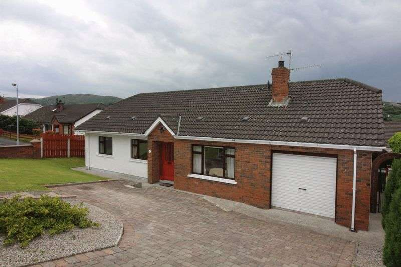 3 Bedrooms Detached Bungalow for sale in 22 Oaklands, Newry