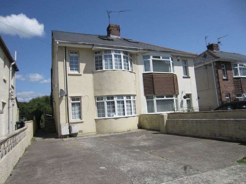 2 Bedrooms Flat for sale in Lansdowne Avenue West Canton Cardiff CF11 8FT