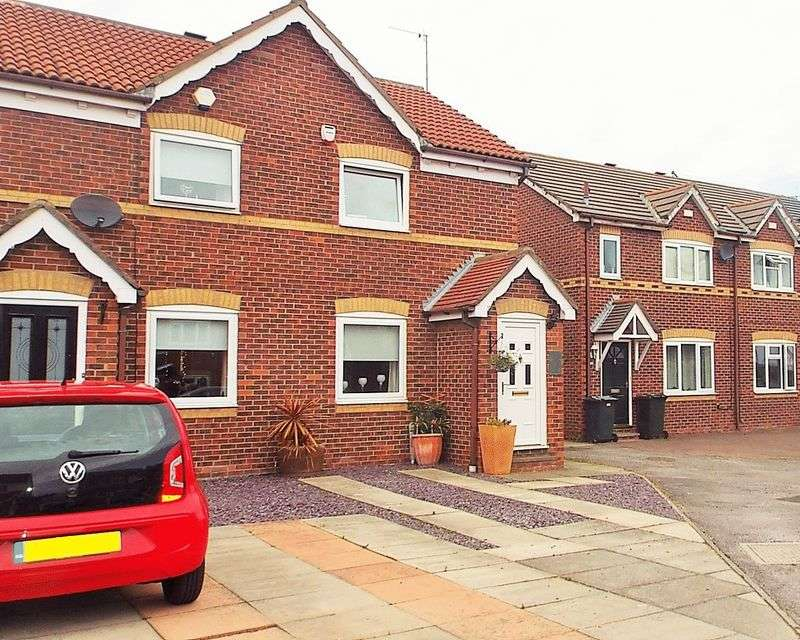 2 Bedrooms House for sale in Northumbrian Way, North Shields