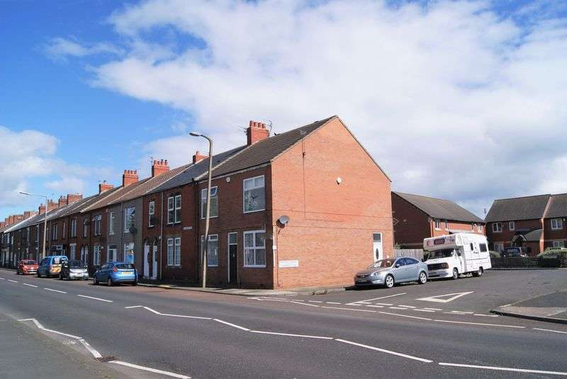 2 Bedrooms Flat for sale in Hartburn Terrace, Seaton Delaval