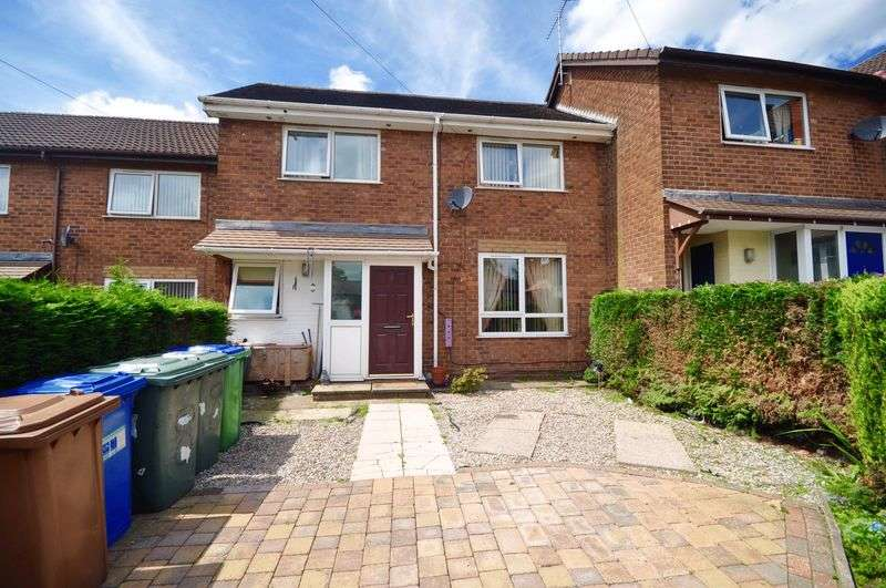 3 Bedrooms Terraced House for sale in Dunbar Grove, Heywood