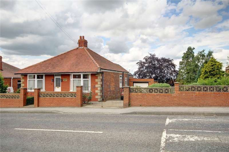 2 Bedrooms Detached Bungalow for sale in The Avenue, Coxhoe, Durham, DH6