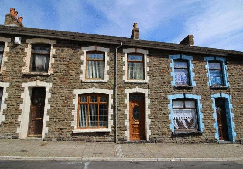 3 Bedrooms Terraced House for sale in Miles Street, Maerdy, Ferndale, CF43 4DU
