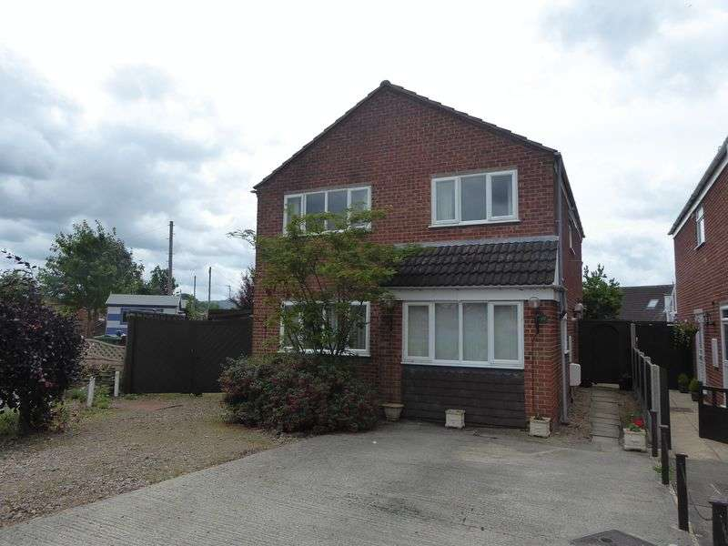 4 Bedrooms Detached House for sale in Quantock Road, Quedgeley, Gloucester