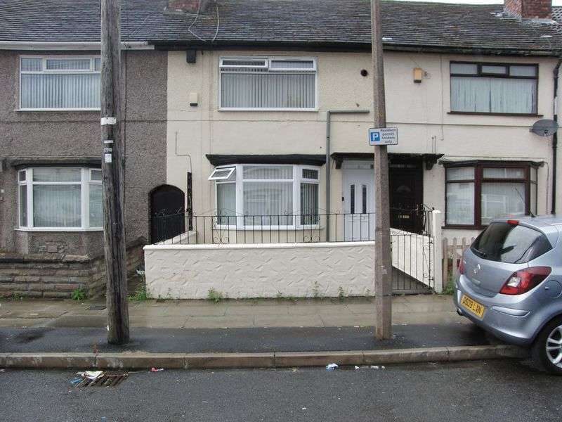 3 Bedrooms Terraced House for sale in Swainson Road, Liverpool