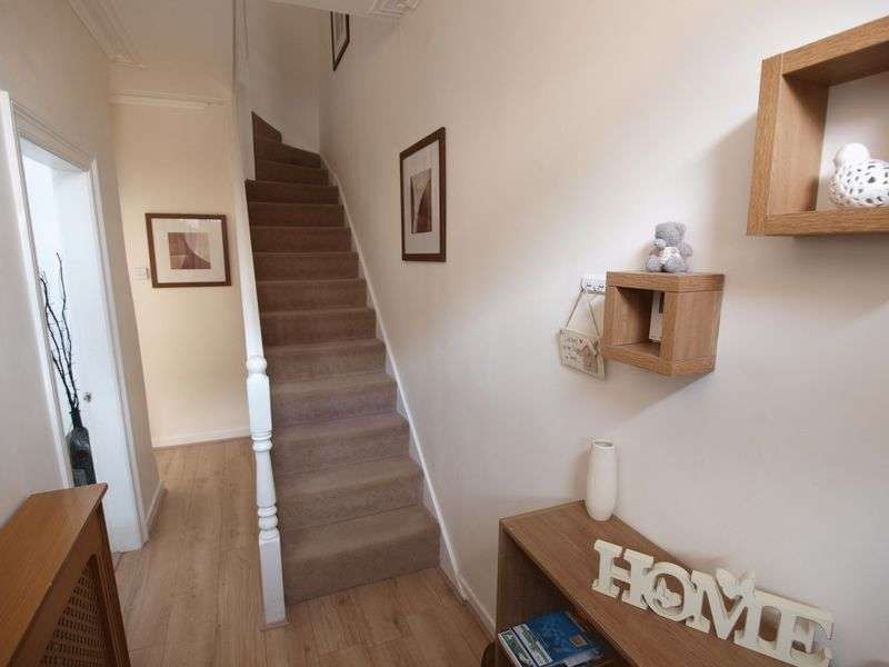 4 Bedrooms Terraced House for sale in Hampden Grove, Birkenhead