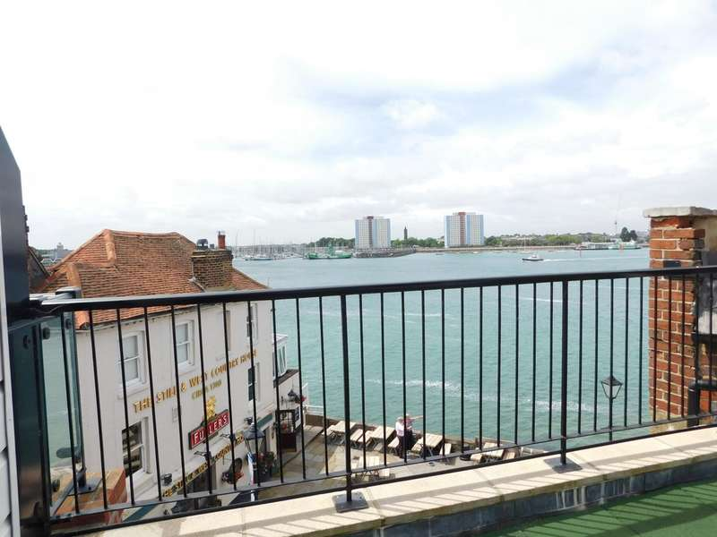 2 Bedrooms Town House for sale in Old Portsmouth , Hampshire