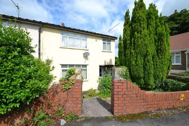 3 Bedrooms Semi Detached House for sale in 4 Mount Earl Close, Bridgend, Bridgend County Borough, CF31 3HA
