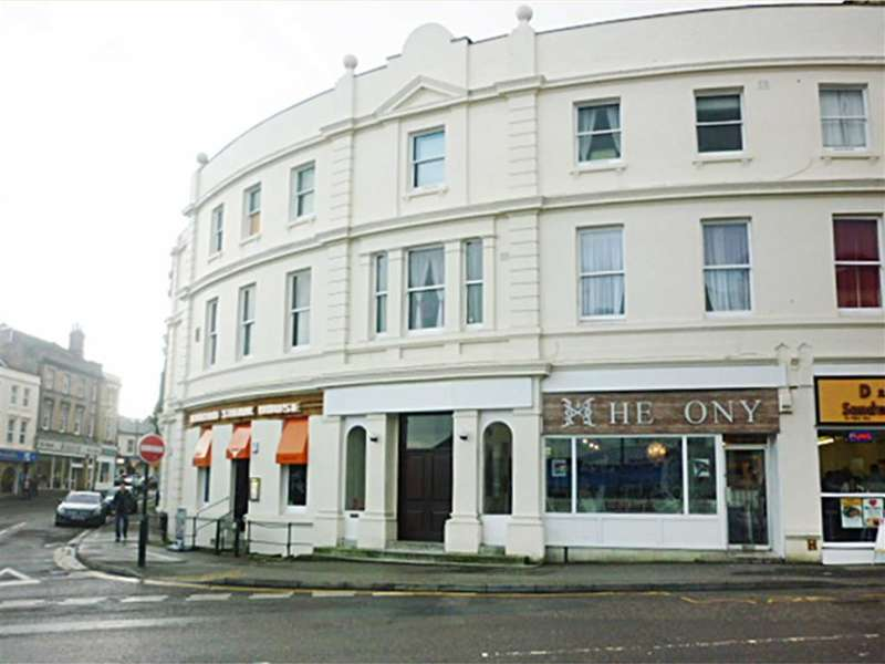 1 Bedroom Flat for sale in 15-23 Poole Hill Terrace, Bournemouth, Dorset