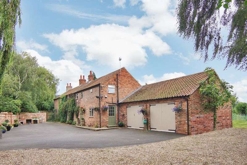 5 Bedrooms Detached House for sale in Muskham Lane, Bathley