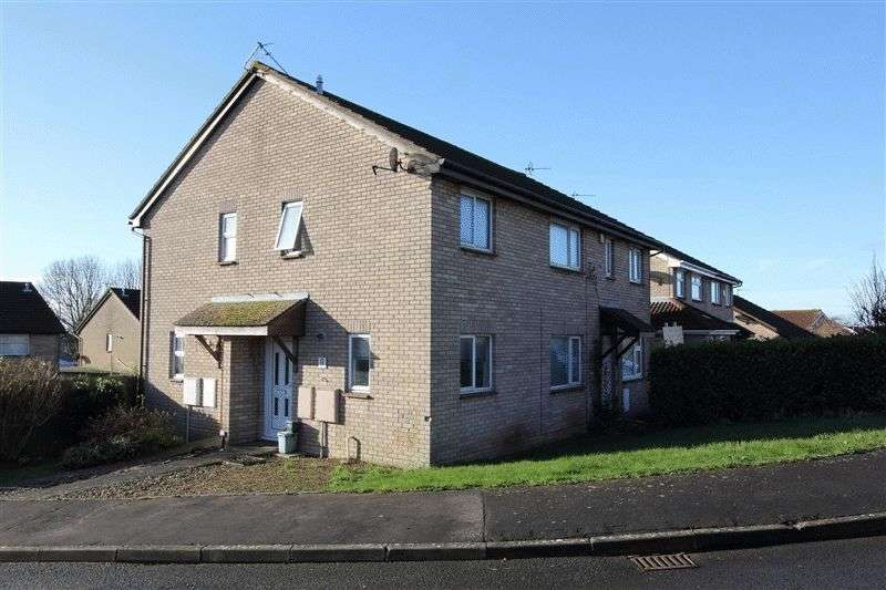 2 Bedrooms Terraced House for sale in Brean Close, Penarth