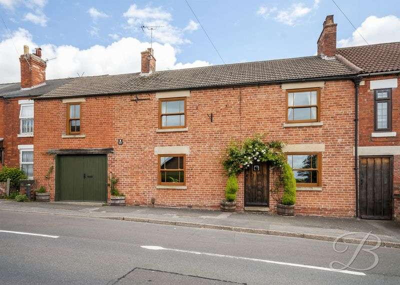 4 Bedrooms Terraced House for sale in Main Street, Newthorpe