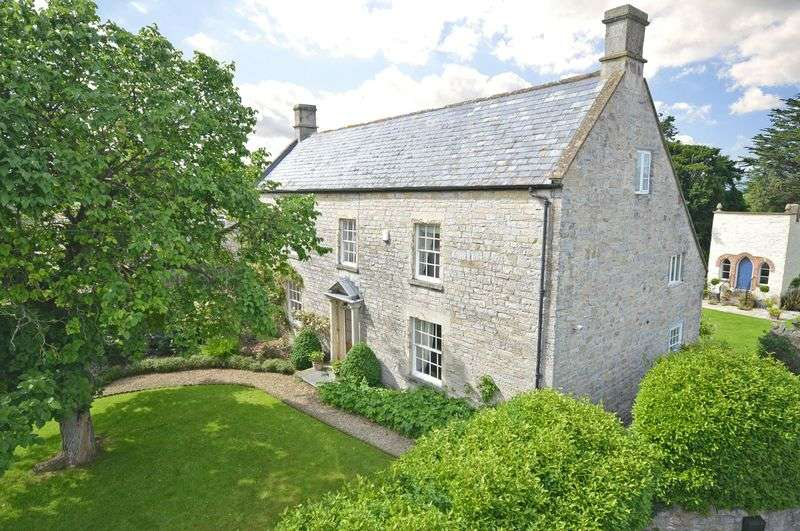 6 Bedrooms Detached House for sale in Theale, Wedmore, Somerset, BS28 4SR