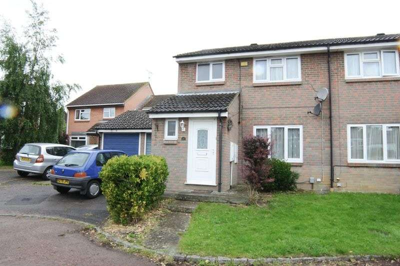 3 Bedrooms Terraced House for sale in Wren Close, Wokingham